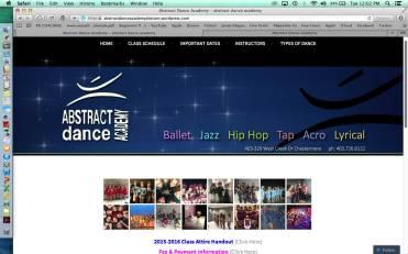 Abstract Dance Academy