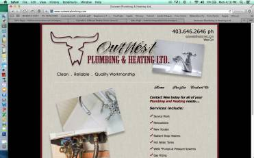 Outwest Plumbing & Heating