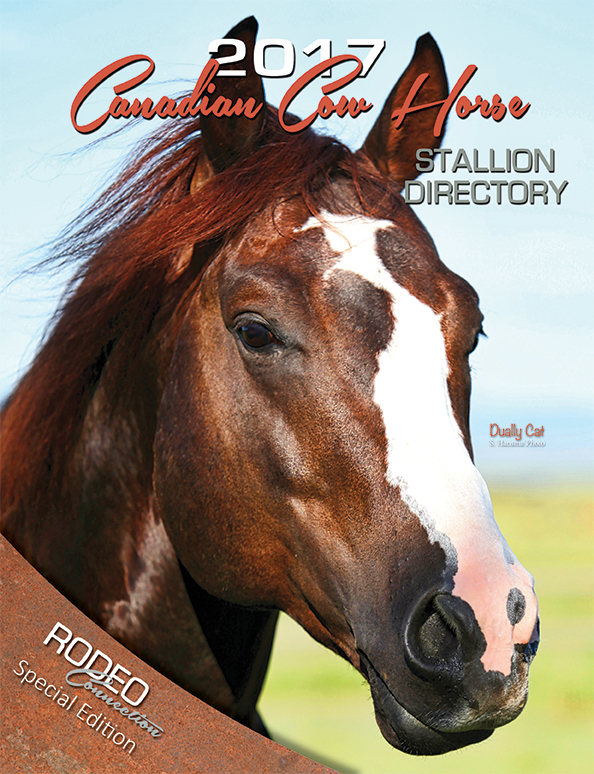 2017 Canadian Cow Horse Stallion Directory